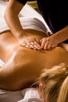 Ceník nabízených masáží