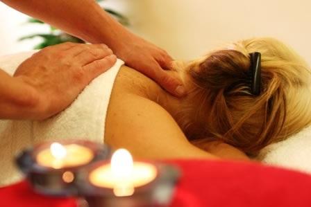 Nabízené typy masáží